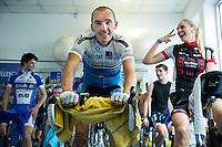 20150124: SLO, Cycling - 24-urno dobrodelno kolesarjenje z Markom Balohom
