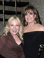 Hollywood, CA - February 19: Michele Elyzabeth, Linda Gray, At 3rd Annual Hollywood Beauty Awards_Inside, At Avalon Hollywood In California on February 19, 2017. Credit: Faye Sadou/MediaPunch