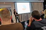 6.10.2013, Berlin, Amano Rooftop Conference Center. High-Tech Forum Berlin. Lina Chong