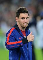 FUSSBALL   INTERNATIONAL   CHAMPIONS LEAGUE   2012/2013      FC Barcelona - Celtic FC Glasgow       23.10.2012 Lionel Messi (Barca)