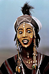 The Sahel, Tahoua, Niger, 1986.<br />