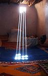 Sunrays in bedroom, Tikirte - Morocco