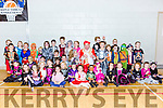 The children from Gaelsoil Faithleann Killarney enjoying their halloween party in Killarney Sports centre on Friday