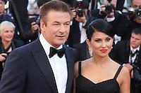 Alec Baldwin / Hilaria Thomas - 65th Cannes Film Festival
