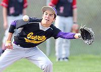 Freshman Baseball vs. North Central 4-26-13