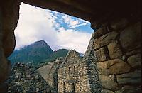 Machu Picchu, Peru, 2016.