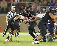 Stanford Football vs Washington, Saturday, October 5, 2013