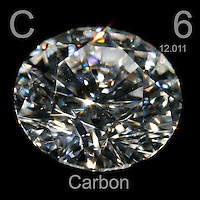 Diamond, a form of Carbon