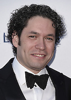LOS ANGELES, CA - SEPTEMBER 27:   Gustavo Dudamel at the 2016/17 Los Angeles Philharmonic Opening Night Gala and Concert: Gershwin and the Jazz Age at the Walt Disney Concert Hall on September 27, 2016 in Los Angeles, California. Credit: mpi991/MediaPunch