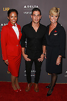 WEST HOLLYWOOD, CA, USA - OCTOBER 22: Max George arrive at the Delta Air Lines And Virgin Atlantic Celebratration Of New Direct Route Between LAX And Heathrow Airports held at The London Hotel on October 22, 2014 in West Hollywood, California, United States. (Photo by David Acosta/Celebrity Monitor)