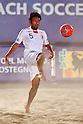 Teruki Tabata (JPN), AUGUST 28, 2011 - Beach Soccer : Crescentini Trophy match between Italy 1-2 Japan at Stadio del Mare in Marina di Ravenna, Italy, (Photo by Enrico Calderoni/AFLO SPORT) [0391]