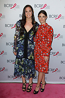"""Alex Tritsch and Samantha Tritsch attend The Breast Cancer Research Foundation """"Super Nova"""" Hot Pink Party on May 12, 2017 at the Park Avenue Armory in New York City."""