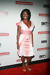 Actress Bianca LaVerne Jone Attends the 15th Annual Urbanworld Film Festival at the AMC 34th Street Theater, NY 9/15/11
