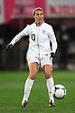 Carli Lloyd (USA), .April 1, 2012 - Football / Soccer : .KIRIN Challenge Cup 2012 .Match between Japan 1-1 USA .at Yurtec Stadium Sendai, Miyagi, Japan. .(Photo by Daiju Kitamura/AFLO SPORT) [1045]..