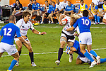 Eagles vs Italy rugby