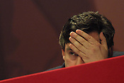 GORDON BROWN.LABOUR PARTY CONFERENCE, GLASGOW. 14.02.03
