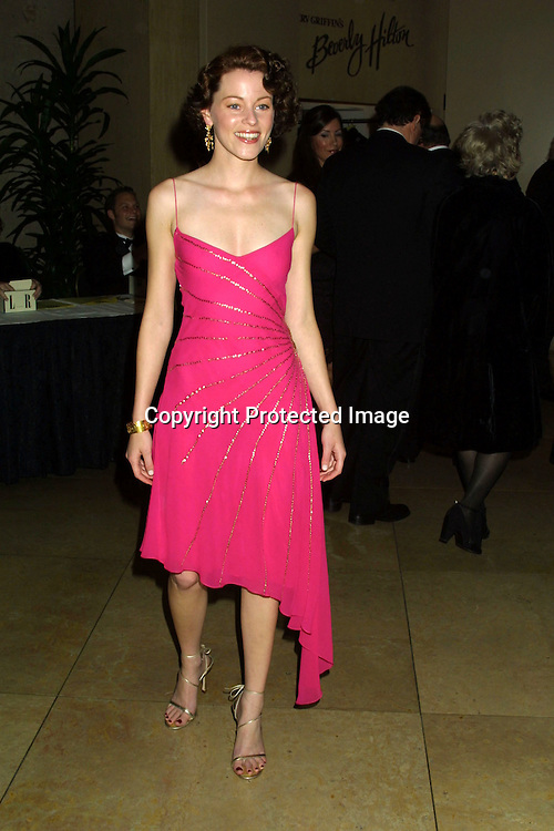 ©2003 KATHY HUTCHINS / HUTCHINS PHOTO AGENCY.2003 ACE Eddie Awards.honoring the best in editing.February 23, 2003.Beverly Hills, CA..ELIZABETH BANKS