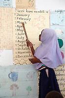 Zanzibar, Schoolchildren