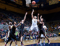 CAL Women's Basketball vs ASU, Febraury 8, 2013