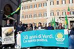 I Verdi compiono 30 anni