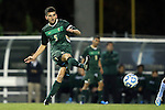 21 November 2013: USF's Samuel Hosseini (GER). The University of North Carolina Tar Heels hosted the University of South Florida Bulls at Fetzer Field in Chapel Hill, NC in a 2013 NCAA Division I Men's Soccer Tournament First Round match. North Carolina won the game 1-0.