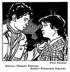 Three Telegrams : Gerard Gervais and Pierrette Simonet
