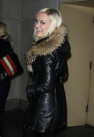 NEW YORK, NY - FEBRUARY 15: Malin Akerman, seen at NBC's Today Show in New York City on February 15, 2017. Credit: RW/MediaPunch