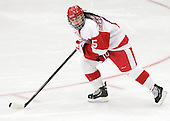 Lillian Ribeirinha-Braga (BU - 15) - The Boston University Terriers defeated the visiting Union College Dutchwomen 6-2 on Saturday, December 13, 2012, at Walter Brown Arena in Boston, Massachusetts.