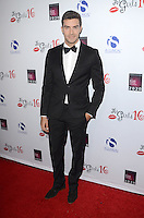 LOS ANGELES, CA - OCTOBER 16: Peter Porte at the National Breast Cancer Coalition Fund's 16th Annual Les Girls Cabaret at Avalon Hollywood on October 16, 2016 in Los Angeles, California. Credit: David Edwards/MediaPunch