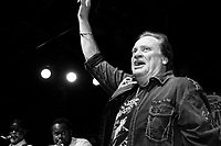 Roy Head performs at the Ponderosa Stomp in New Orleans on October 3, 2015.