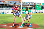 May 5, 2013: GAA Football - Leitrim at New York
