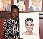 Lupita Nyong'o Sardi's Portrait unveiled