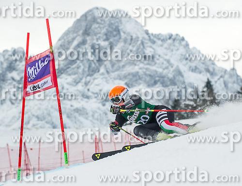 28.12.2013, Hochstein, Lienz, AUT, FIS Weltcup Ski Alpin, Lienz, Riesentorlauf, Damen, 1. Durchgang, im Bild Denise Karbon (ITA) // during the 1st run of ladies giant slalom Lienz FIS Ski Alpine World Cup at Hochstein in Lienz, Austria on 2013-12-28, EXPA Pictures © 2013 PhotoCredit: EXPA/ Michael Gruber