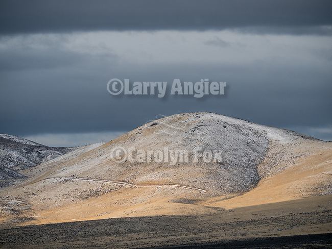 Winnemucca Mountain during Morning on the Dunes with Moose Peterson at 0-darkthirty during Shooting the West XXIX, Winnemucca, Nevada, The Nevada Photography Experience<br /> <br /> <br /> <br /> <br /> <br /> <br /> #WinnemuccaNevada, #ShootingTheWest, #TheNevada