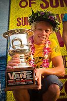 Hawaii 2011 Vans World Cup of Surfing