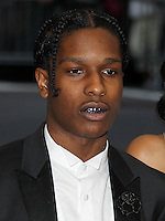 """NEW YORK CITY, NY, USA - MAY 05: ASAP Rocky at the """"Charles James: Beyond Fashion"""" Costume Institute Gala held at the Metropolitan Museum of Art on May 5, 2014 in New York City, New York, United States. (Photo by Xavier Collin/Celebrity Monitor)"""