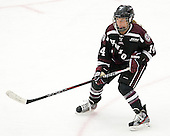 Haley Welch (Union - 14) - The Boston University Terriers defeated the visiting Union College Dutchwomen 6-2 on Saturday, December 13, 2012, at Walter Brown Arena in Boston, Massachusetts.