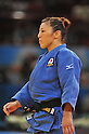 Kana Abe (JPN), AUGUST 25, 2011 - Judo : World Judo Championships Paris 2011, Women's -63kg class at Palais Omnisport de Paris-Bercy, Paris, France. (Photo by Atsushi Tomura/AFLO SPORT) [1035]