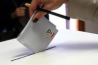 Bologna, 08 Dicembre 2013 - Primarie per la scelta del nuovo segretario del PD