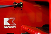 Kennametal logo on a Ganassi ChampCar from years past.