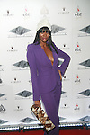 Jessica White Attends the Grand Re-Opening of Jay-Z's 40/40 Club, NY   1/18/12