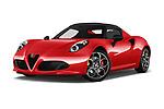 Alfa Romeo 4C Convertible 2016