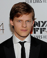 NEW YORK, NY - OCTOBER 01:  Lucas Hedges attends the 54th New York Film Festival - 'Manchester by the Sea' World Premiere at Alice Tully Hall at Lincoln Center on October 1, 2016 in New York City.Photo Credit: John Palmer/MediaPunch