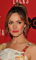 NEW YORK, NY - April 18: Rose Byrne attend 'The Immortal Life of Henrietta Lacks' premiere at SVA Theater on April 18, 2017 in New York City. <br /> CAP/MPI/JP<br /> &copy;JP/MPI/Capital Pictures