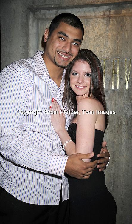Brittany Underwood and eddie huezo