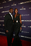 Michael Lockwood and Lisa Leslie Attend BET NETWORKS CELEBRATES BLACK EXCELLENCE WITH BET HONORS 2013 Hosted By Gabrielle Union<br />