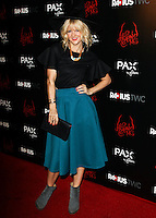 HOLLYWOOD, LOS ANGELES, CA, USA - OCTOBER 30: Arden Myrin arrives at the Los Angeles Premiere Of RADiUS-TWC's 'Horns' held at ArcLight Hollywood on October 30, 2014 in Hollywood, Los Angeles, California, United States. (Photo by Celebrity Monitor)