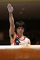 Kohei Uchimura (JPN), NOVEMBER 27, 2011 - Artistic Gymnastics : FIG ART World Cup 2011 Tokyo Men's Individual All-Around Pommel horse at Ryogoku Kokugikan, Tokyo, Japan. (Photo by YUTAKA/AFLO SPORT) [1040]