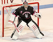 Kelsey O'Sullivan (NU - 31) - The Northeastern University Huskies defeated the visiting Providence College Friars 8-7 on Sunday, January 20, 2013, at Matthews Arena in Boston, Massachusetts.