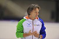 SCHAATSEN: HEERENVEEN: 17-09-2013, IJsstadion Thialf, Training Shorttrack, Jeroen Otter (trainer / coach), ©foto Martin de Jong